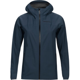 Peak Performance W's Eastlight Jacket Blue Steel